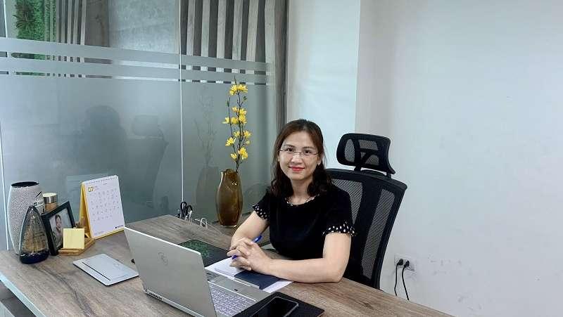 CEO Trương Nhung