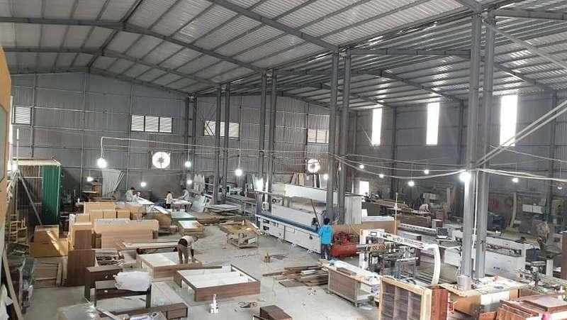 Nhà máy sản xuất nội thất NaDu Design