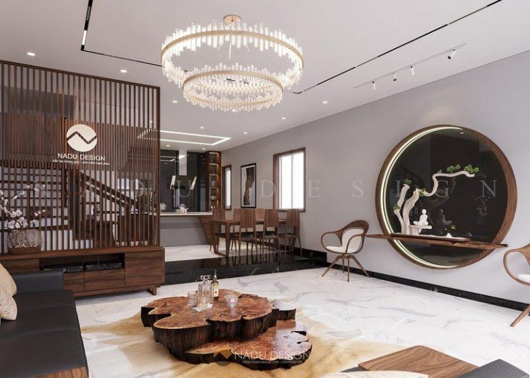Các món đồ nội thất gỗ óc chó NaDu Design.
