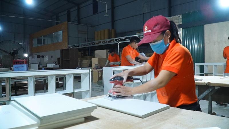 Xưởng sản xuất đồ gỗ nội thất NaDu Design