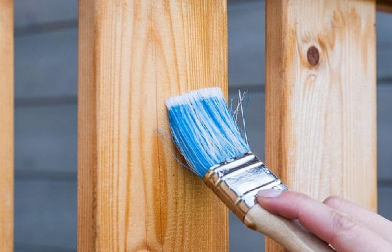 Cách bảo quản gỗ công nghiệp màu óc chó luôn bền, đẹp 5