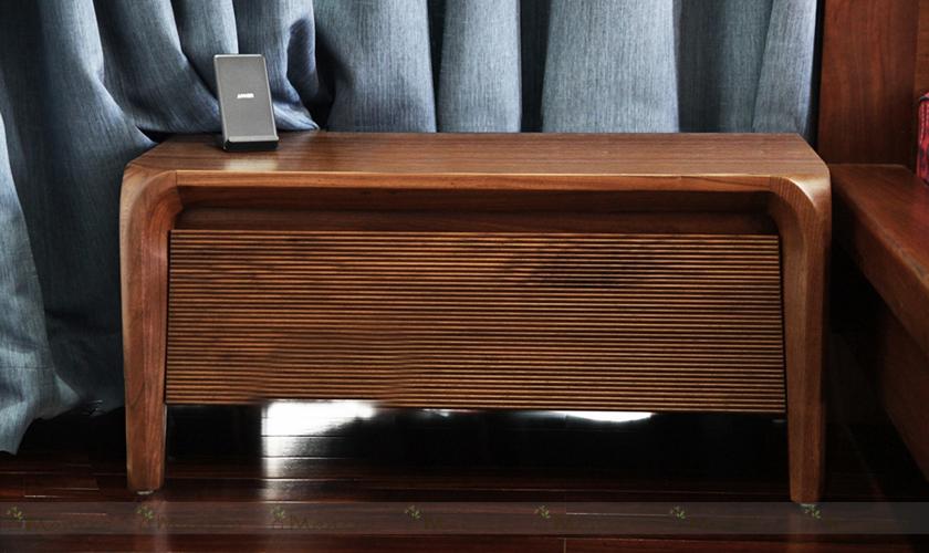 Tủ tab đầu giường gỗ óc chó