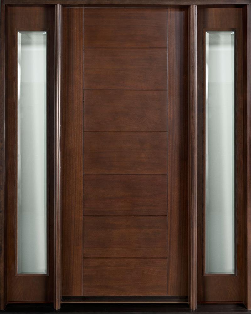 cửa gỗ óc chó đẹp - 2