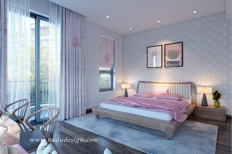 Chọn mua giường ngủ đẹp gỗ tự nhiên