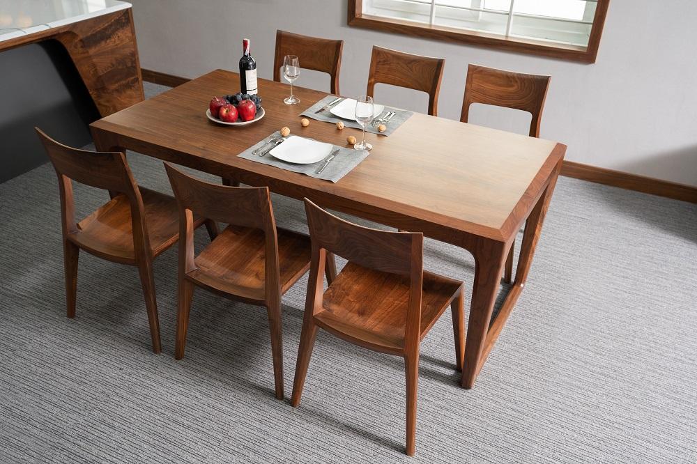 Chuyên gia tư vấn cách chọn mua bàn ăn gỗ đẹp, sang mọi phòng ăn