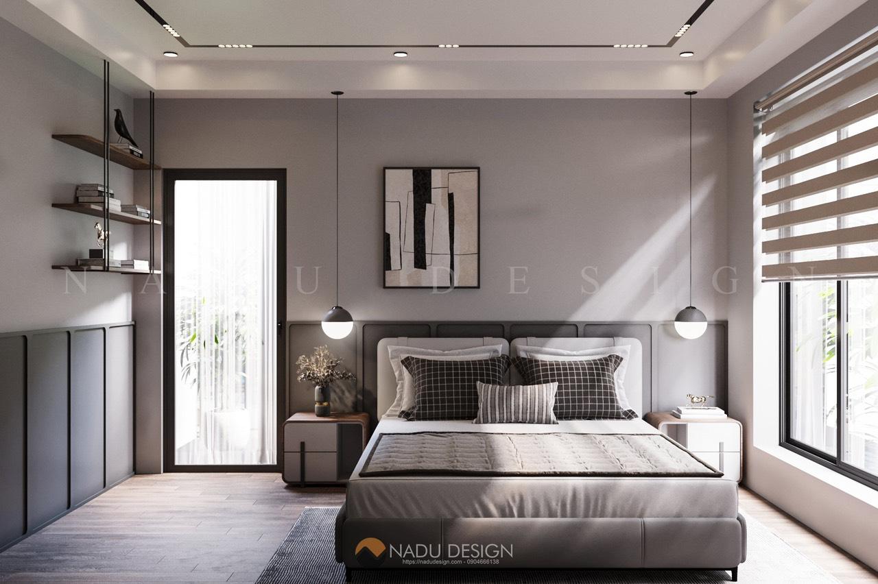 Phòng ngủ số 3 trong biệt thự