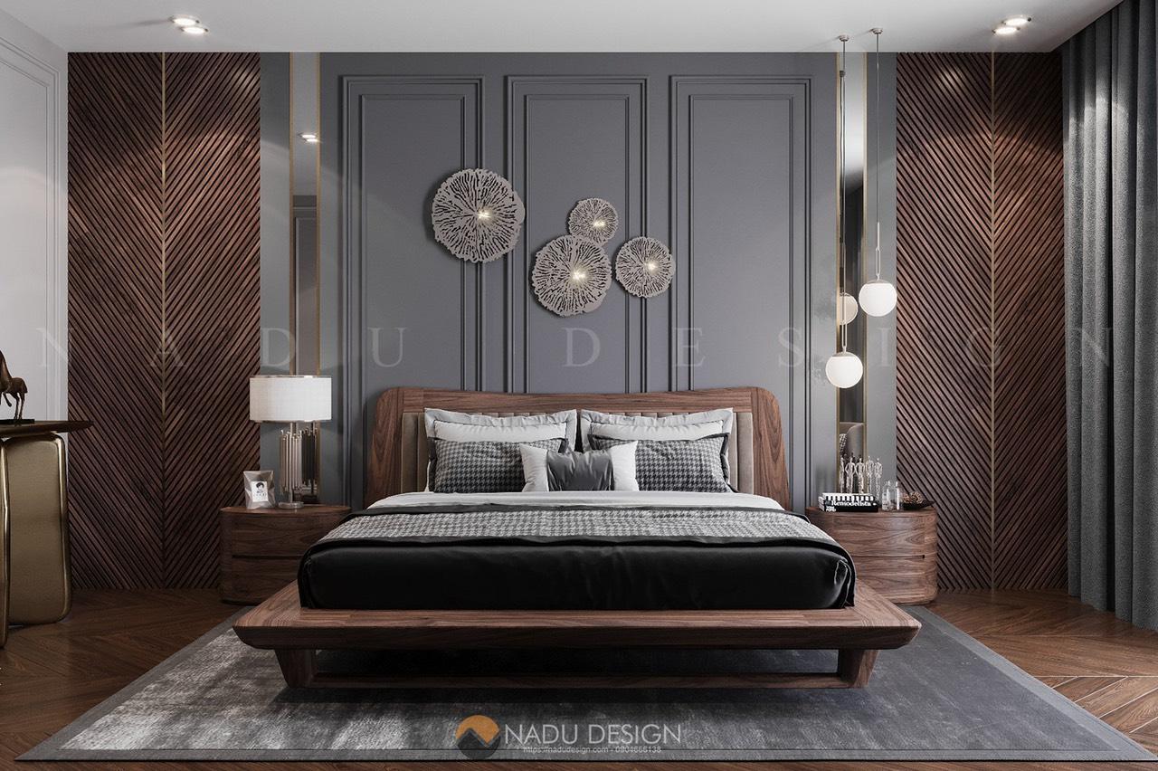 Bộ sưu tập mẫu phòng ngủ biệt thự đẹp mê đắm chỉ có tại NaDu