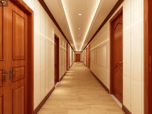 Cách hóa giải 2 cửa phòng ngủ đối diện nhau trong phong thủy