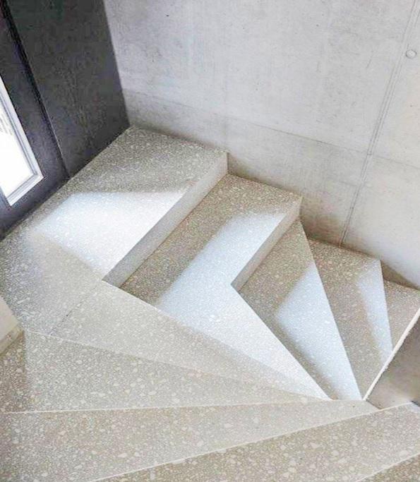 Mẫu cầu thang granito đẹp nhất hiện nay cập nhật liên tục